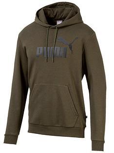 puma-elevated-ess-big-logo-hoodie-khaki