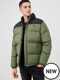 converse-poly-fill-padded-jacket-green