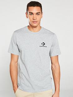 converse-left-chest-star-chevron-tee-grey