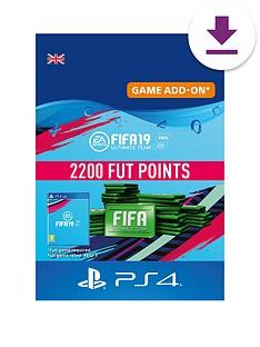 playstation-4-2200-fifa-19-points-pack-digital-download