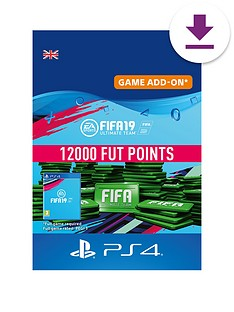playstation-4-12000-fifa-19-points-pack-digital-download