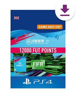 playstation-4-12000-fifa-19-points-pack-digital-download