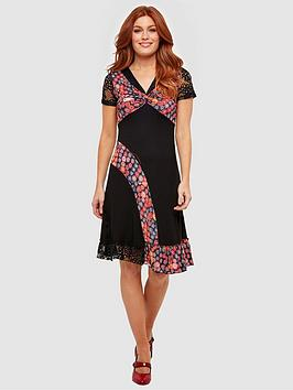 Joe Browns Joe Browns  All New Distinctively Different Dress - Black Picture
