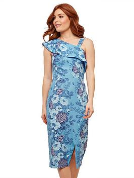 Joe Browns Joe Browns Amazing Asymmetric Dress Picture