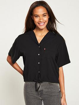 levis-paloma-shirt-black