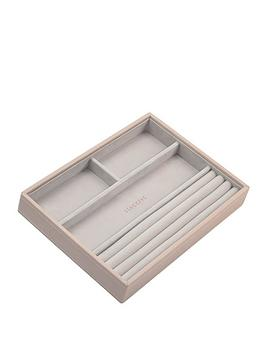 Stackers Stackers Stackers Classic 4 Section Jewellery Tray Picture