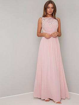 chi-chi-london-esra-lace-top-maxi-dress-mink