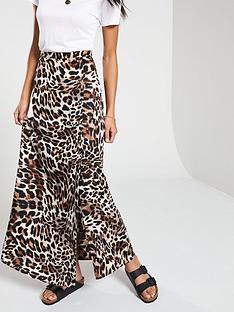 v-by-very-jacquardnbspside-button-midi-skirt-animal-print