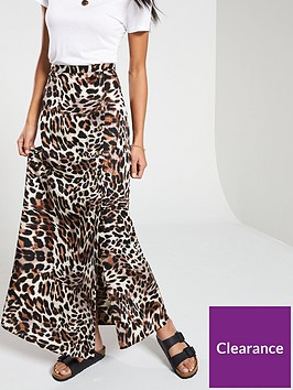 v-by-very-jacquardnbspside-button-midi-skirt-animal-print