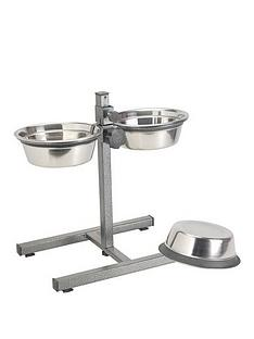 petface-stainless-steel-adjustable-double-diner-4500ml