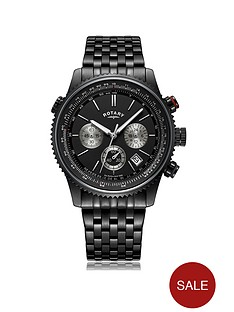 rotary-rotary-black-and-silver-detail-chronograph-dial-black-stainless-steel-bracelet-mens-watch
