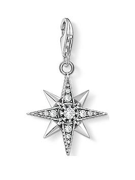Thomas Sabo Thomas Sabo Thomas Sabo Sterling Silver Cubic Zirconia Star  ... Picture