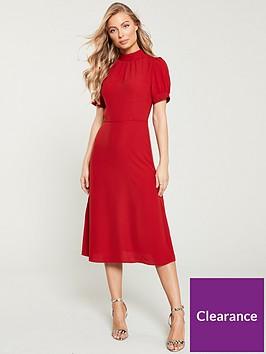 v-by-very-mid-sleeve-midi-dress-spice