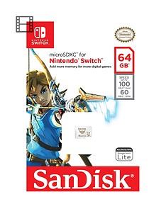 sandisk-microsdxc-uhs-i-nintendo-switch-64gbnbspmemory-card