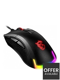 msi-clutch-gm50-gaming-mouse