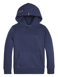 tommy-hilfiger-boys-essential-flag-hoodienbsp--navy