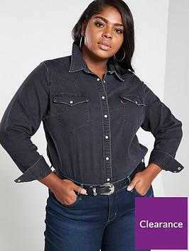 levis-plus-western-shirt-black-wash