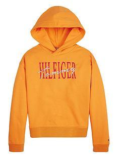 tommy-hilfiger-girls-graphic-logo-hoodienbsp--orange