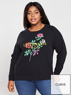 levis-plus-relaxed-graphic-crew-sweatshirt-floral