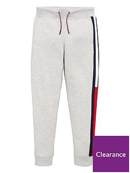 tommy-hilfiger-boys-essential-flag-cuffed-joggers-grey