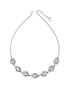 Fiorelli Jewellery Fiorelli Jewellery Fiorelli Silver Crystal Statement  ... Picture
