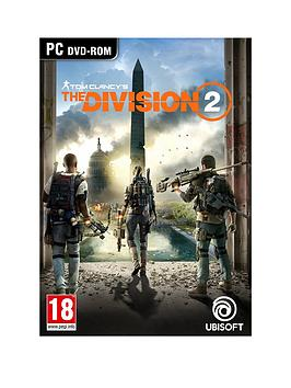 PC Games  Pc Games The Division 2 - Pc