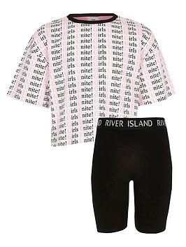river-island-girls-unite-print-t-shirt-outfit-white