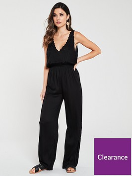 v-by-very-flared-leg-beach-jumpsuit-black