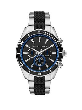 armani-exchange-armani-exchange-enxo-black-and-blue-detail-chronograph-dial-stainless-steel-and-black-silicone-strap-mens-watch