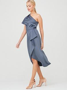 ted-baker-ridah-waterfall-skirt-one-shoulder-dress-gunmetal