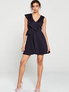 ted-baker-ted-baker-lantaa-ruffle-detail-skater-dress