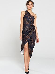 ted-baker-ted-baker-gabia-caramel-one-shoulder-dress