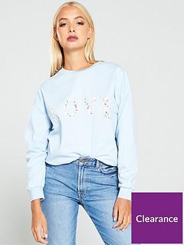 ted-baker-jynifer-hazel-love-slogan-sweater-pale-blue