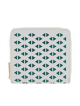accessorize-leah-lasercut-small-wallet-white