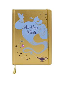 Very  Disney&Rsquo;S Aladdin Genie A5 Notebook