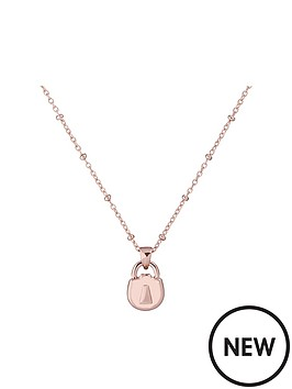ted-baker-pascina-mini-padlock-pendant-necklace-rose-gold