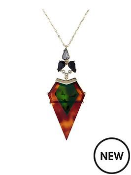ted-baker-myah-arrow-crystal-drop-pendant-necklace-brown
