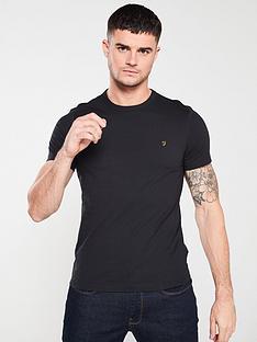 farah-danny-t-shirt-deep-black