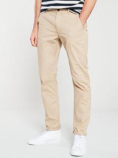 farah-elm-twill-chino-trousers-light-sand
