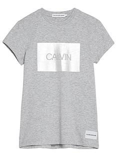 calvin-klein-jeans-girls-box-slim-fit-short-sleeve-t-shirt-light-grey