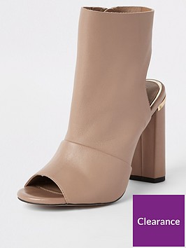 river-island-river-island-wide-fit-peeptoe-shoe-boot--nude