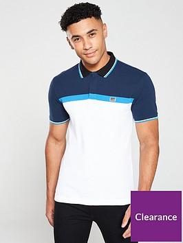 levis-levis-sportswear-polo-shirt-dress-blues