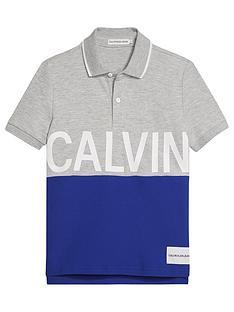 calvin-klein-jeans-boys-short-sleeve-colour-block-polo-shirt-light-grey