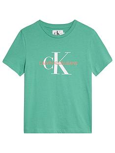calvin-klein-jeans-boys-monogram-short-sleeve-t-shirt-green