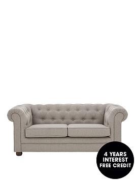 oxford-fabric-2-seater-sofa