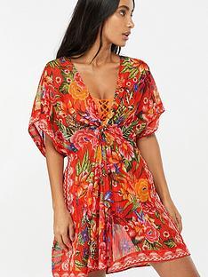 580b55cf7127b Beachwear | Beach Dresses | Womens Beachwear | Littlewoods