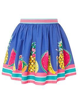 monsoon-girlsnbsptropicool-skirt-blue