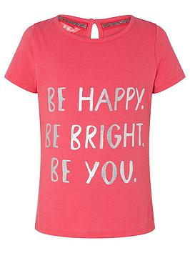 monsoon-girls-be-happy-top-coral