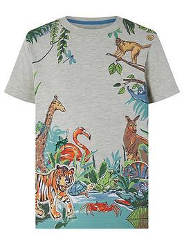 monsoon-boysnbspjayden-jungle-scene-short-sleeve-t-shirt-oatmeal