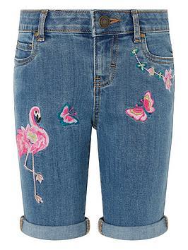 monsoon-intl-farrah-flamingo-shorts-blue